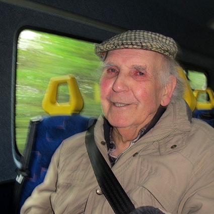 Mr W, a passenger